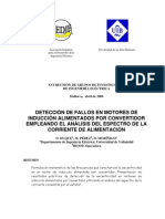 Motores de Induccion Analisis