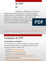 4 - Instalacao Do PHP