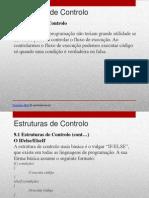 9 - Estruturas de Controlo
