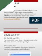 18 - Crud Com Php