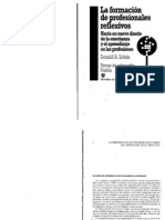 103040155 La Formacion de Profesionales Reflexivos Schon