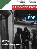 The Oppidan Press. Edition 7. 2013.
