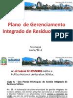 PGRSI - PARANAGUÁ-PR