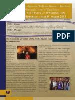 IWRI Newsletter Second Quarter 2013