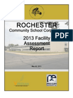 RCSC Facility Assessment Report 2013