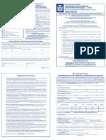 2009 USA Application Materials