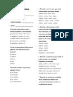 Simulado de Portugues