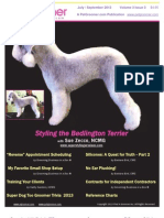 eGroomer Journal for Professional Pet Groomers July/September 2013