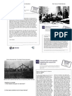 Primary Source Set- Canadian Internment Camps (With Questions)