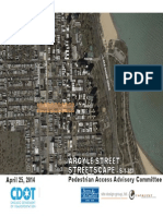 Argyle Street Streetscape Presentation