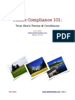 Compliance 101 eGuide - Terms