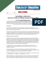 Contexto Educativo - Revista Digital de Educacion y Nuevas Tecnologias