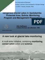 Hoffmann-Glacier Monitoring Foro Glaciares