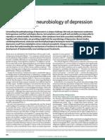 Molecular Neurobiology of Depression