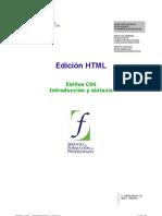 10 edicion html  estilos-edicion html  introducción