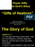 05-20-2007 power gifts - gifts of healings