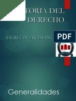 1. Clase HDD_Derecho_Romano_seccion Cristobal Zepeda