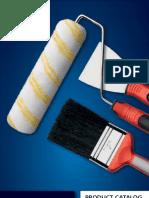 Brochas Atlas - Catalogo Exportacion Version Pocket 2011 - Baja Resoluccion