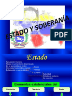 Estado y Soberania