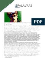 Outras Palavras. Entre James Joyce e Karl Marx