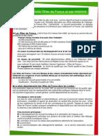 Gites 40 - document information porteurs de projets