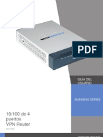 VPN Router RV042 OperationsGuide.en.Es