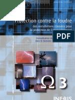 Protection Contre La Foudre Des ICPE