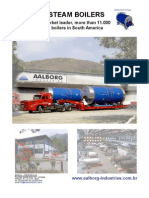 Aalborg Industries. PDF Calderas