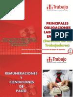 Principales Obligaciones Laborales de Los Empleadores - Derechos de Los Trabajadores