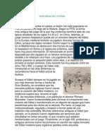 HISTORIA DEL FÚTBOL-Tactica