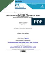 El Viejo y El Mar Estrategia Didactica Ensenanza Ingles Lopez