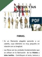 Propiedades de La Fibras Textil