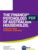ME Bank Household Financial Comfort Report (July 2013)