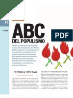 En Torno Al Populismo - Enrrique Krauze
