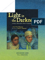 Light in the Darkness discussion guide