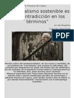 Entrevista a Eduardo Viveiros de Castro
