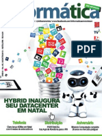 INFORMÁTICA EM REVISTA - EDIÇÃO 85 - AGOSTO DE 2013