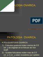 PATOLOGIA OVARICA -> Futura Médica
