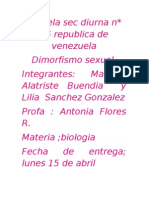 Biologia Lilia