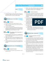 Laboratory Guide for Teacher