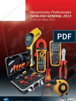 Catalogo GEF 2013 Sp-HT Instruments