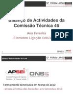 2 Ana Ferreira Balanco Da Actividade Da Comissao Tecnica 46
