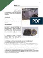 Convertidor catalítico_