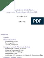 Convergence Serie Fourier Slides