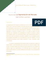 Resumen Sobre La Segmentacion Del Mercado1