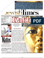Jewish Times - Volume IV, No. 42...July 29, 2005