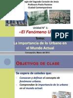 Clase 1, unidad 1, C.Contemporánea