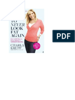 Charla Krupp - How to Never Look Fat Again Over 1,000 Ways to Dress Thinner- Without Dieting