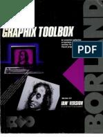 Turbo Pascal Graphix Toolbox Version 4.0 1987