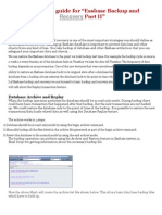 """A-practical-guide-for-""""Essbase-Backup-and-Recovery-Part-II -"""